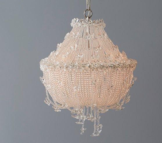 Monique Lhuillier Butterfly Chandelier | Butterfly chandeliers .