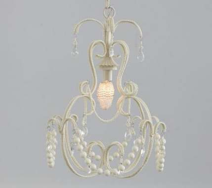 37 ideas baby girl vintage chandeliers #baby | White bead .