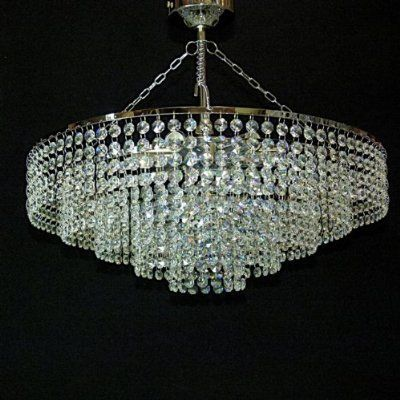 Small Chandeliers For Low Ceilings in 2020 | Small chandelier, Low .