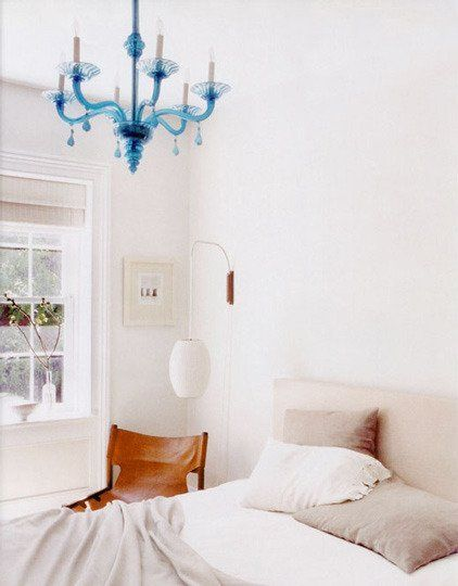 Inspiration: Murano Glass Chandeliers in the Bedroom | Glass .