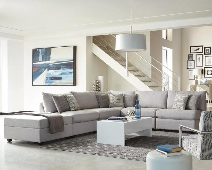 Charlotte Custom Sofa Sectional S