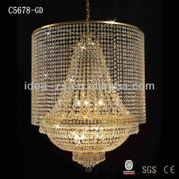 High Quality Cheap Hotel Project Big Chandeliers,Decorative .