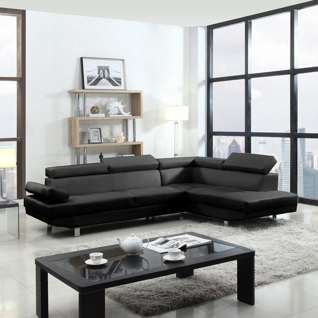 22 Cheap Sofas That Look Like A Million Bucks | Black and white .