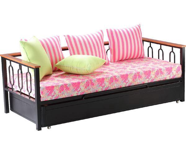 Buy Salomone sofa cum bed with Storage online-Spacecrafts | by .