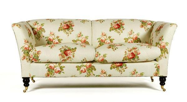 Oprah Winfrey auction: Sofas, chairs and a lot of chintz - Los .