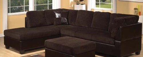 where to purchase ACME 55975 Connell Sectional Sofa with Pillows .