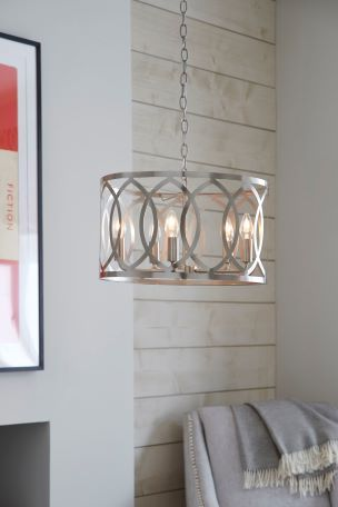 Claridge Chandelier | Chrome chandeliers, Chandelier lighting .