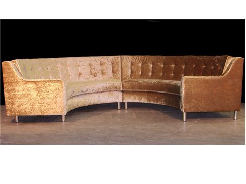 Studio Circular Couch: http://www.contract-furniture-saxon.co.uk .