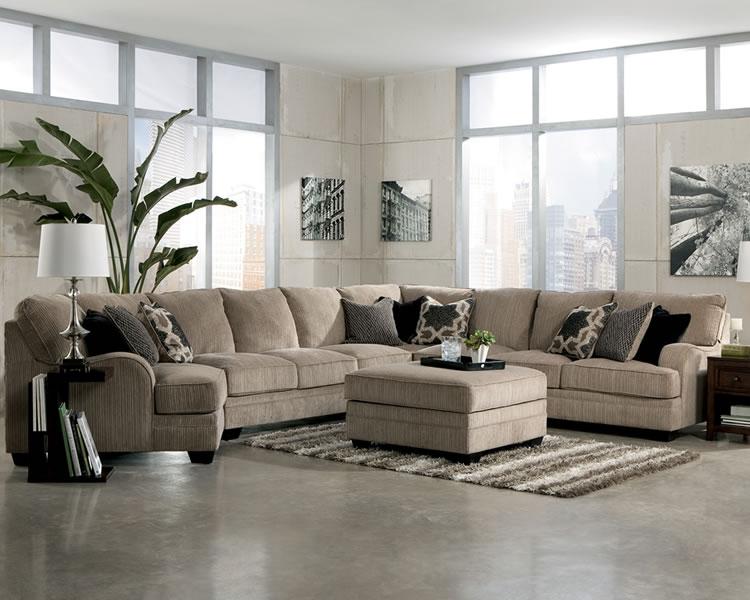 Ashley Furniture Sectional, Large Sectional Sofa Ashley Furniture .