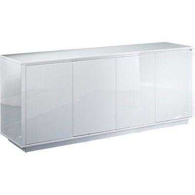 Wade Logan Clifton Buffet | Dining room storage, Modern sideboard .