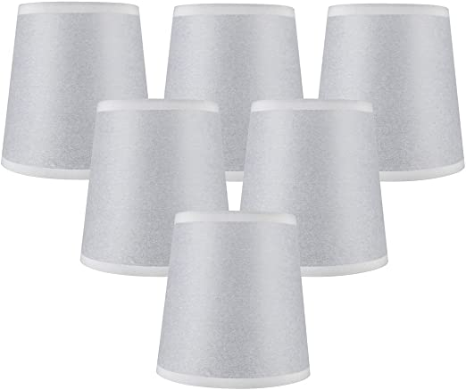 Clip On Chandelier Lamp Shades
