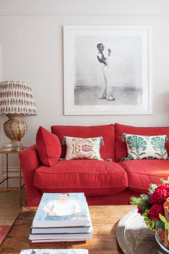 Humble Hues: The Five Best Colors for Sofas   by France & Son   Medi