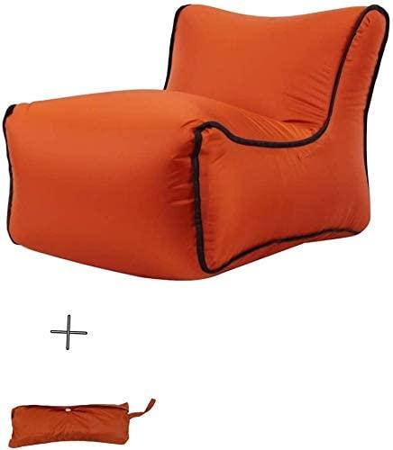 Amazon.com: Folding Sofa Chair 13 Colors Lazy BeanBag Sofas Cover .
