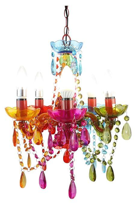 Multi Coloured Chandelier - Small | ISH