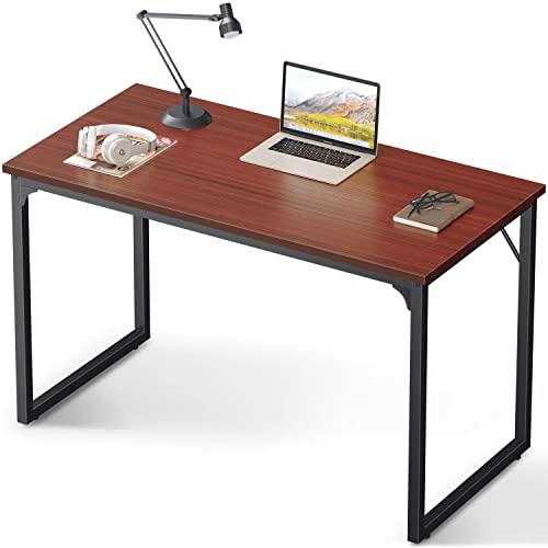 "Amazon.com: Coleshome Computer Desk 47"", Modern Simple Style Desk ."