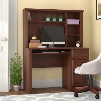 Computer Desks With Shelves
