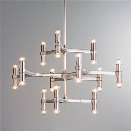 Modern & Contemporary Chandeliers | Modern light fixtures .