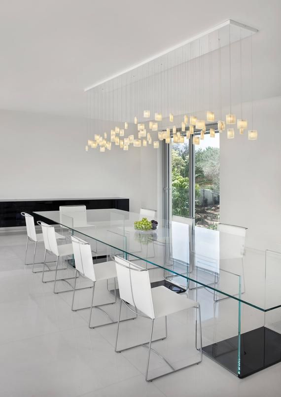 ORCHIDS | Contemporary modern pendant lighting chandelier, modern .