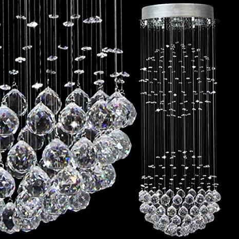 LED Modern Contemporary Flush Mount Ceiling Chandelier Lighting .