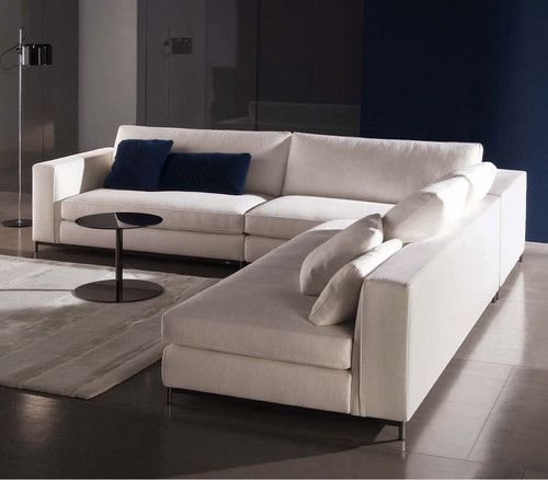 Contemporary sectional couch and its benefits - yonohomedesign.com .
