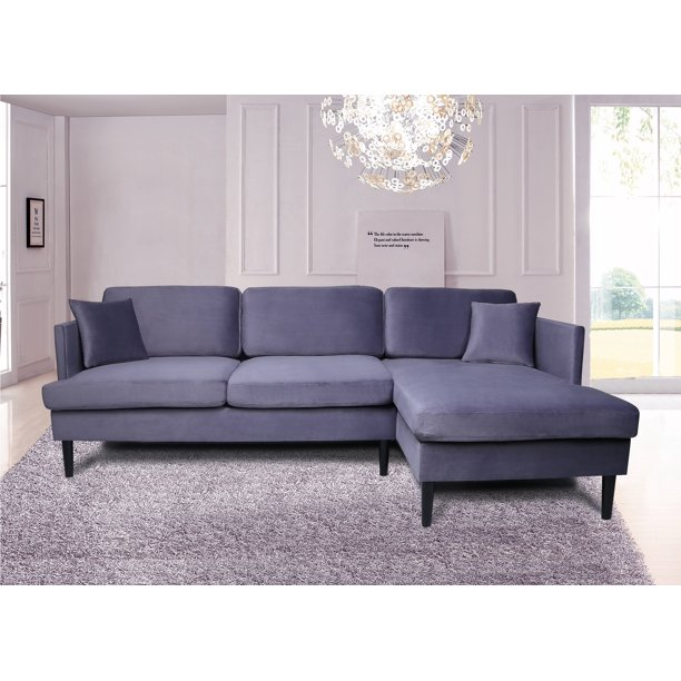 Contemporary Sectional Sofa Sets for Living Room, 100'' x54.3'' x .
