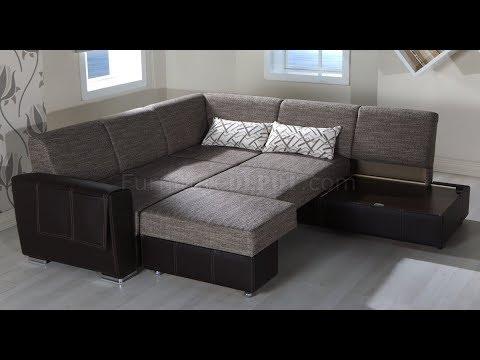 Convertible Sectional Sofa - YouTu