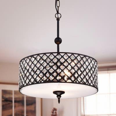 Black, Copper Chandeliers | Find Great Ceiling Lighting Deals .