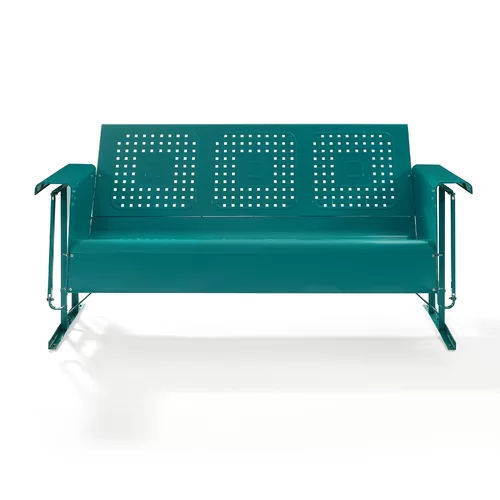Corentin Patio Sofa (With images) | Metal sofa, Patio sofa, Steel so