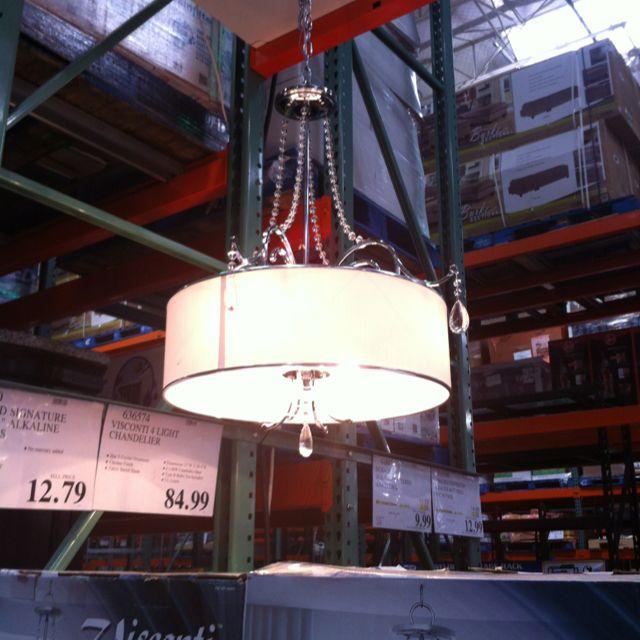 Costco chandelier | Chandelier, Dining room lighting, Ceiling ligh