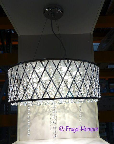 Costco: DSI Lighting 6 Light LED Adjustable Pendant $99.99 .