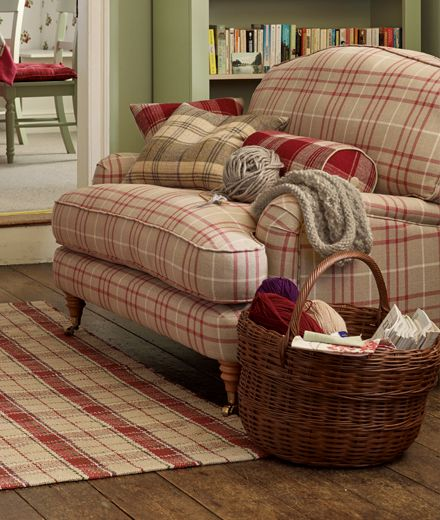 Sofas & Chairs at Laura Ashley | Cottage living rooms, Country .