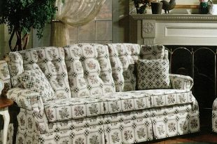 Country Style Sofa with Fireside Furniture in Pompton Plains,