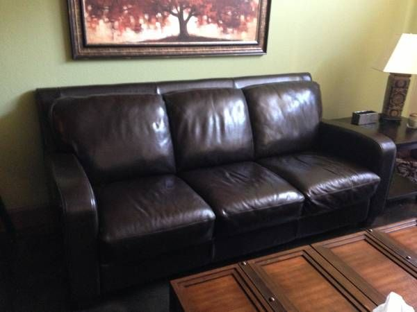 Austin Craigslist | Rustic leather sofa, Furniture, Leather sofa cou