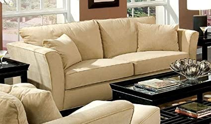 Amazon.com: Coaster Home Furnishings Park Place Collection Sofa .
