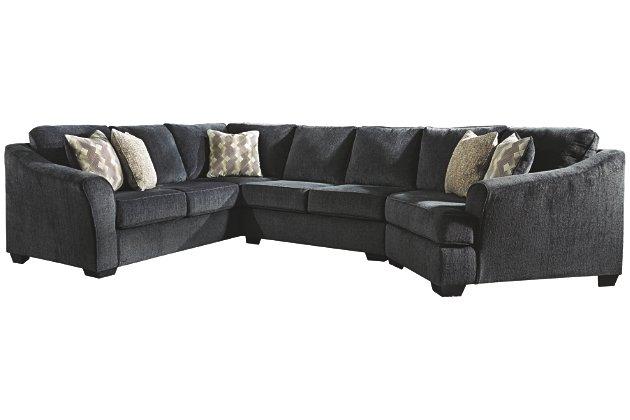 Eltmann 3-Piece Sectional with Cuddler | Ashley Furniture HomeSto