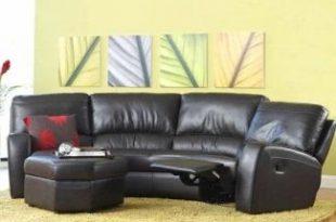 Curved Reclining Sofa - Ideas on Fot