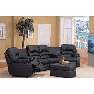 50+ Small Sectional Sofa With Recliner You'll Love in 2020 .