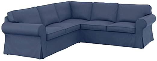 Amazon.com: The Thick Cotton IKEA Ektorp 2 2 Sofa Cover .