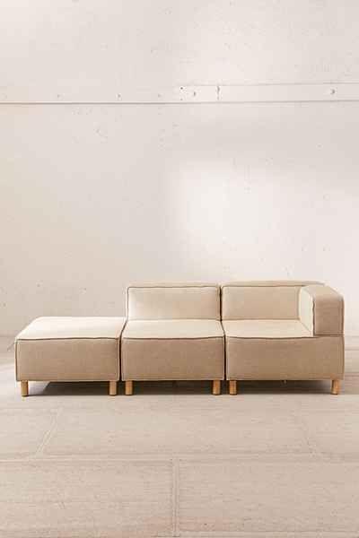 Modular Custom Sectional Sofa - Urban Outfitters | Custom .