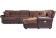 Dallas 6 Piece Left Arm Facing Sectional | Sectional sofa .