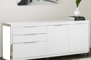 Damian Sideboard (With images) | White sideboard buffet, Dining .