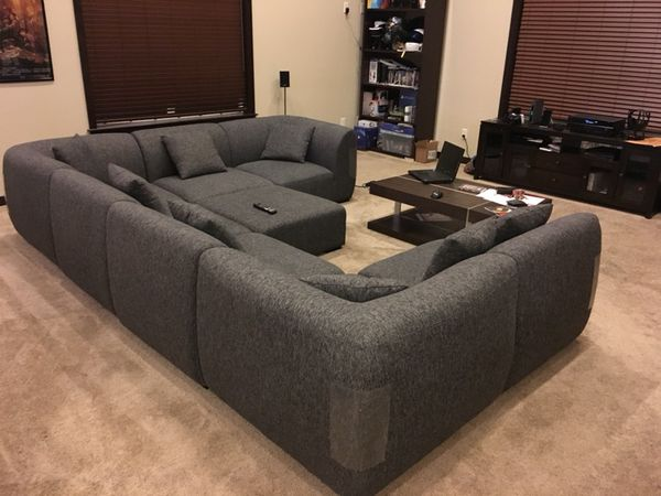 Dania Kelsey Modular Sectional couch sofa for Sale in Everett, WA .