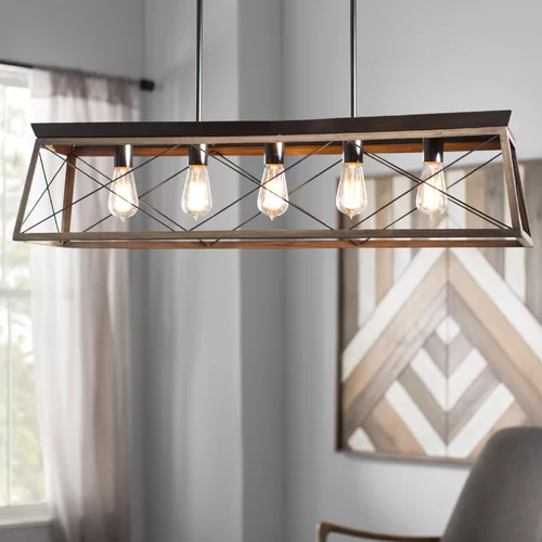Delon 1 - Light Lantern Geometric Pendant in 2020 | Modern .