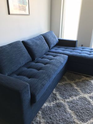 New and Used Sectional couch for Sale in Des Moines, IA - Offer