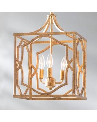 Find Savings on Willa Arlo Interiors Destrey 3 - Light Lantern .