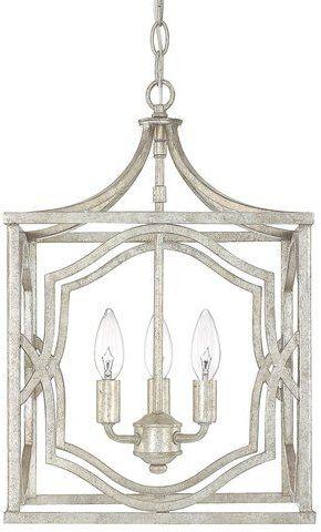Destrey 3 - Light Lantern Square Pendant | Lantern lights, Lantern .