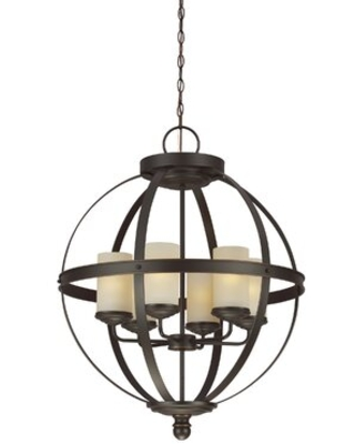Get This Deal on Donna 6 - Light Globe Chandelier Birch Lane .