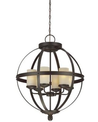 Get This Deal on Donna 6 - Light Globe Chandelier Birch Lane .