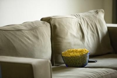 How to Refill Down Sofas | Cushions on sofa, Diy couch cushions .