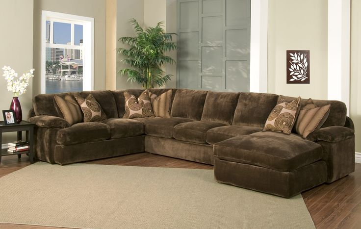 2020 Latest Goose Down Sectional Sofas | Sofa Ideas | Sectional .